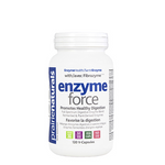 Prairie Naturals Enzyme Force with Fibrazyme Digestive Enzymes 120 V-Capsules   067953002819