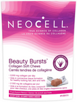 NeoCell Beauty Bursts Collagen Soft Chews Fruit Punch Flavour 60 Soft Chews   016185400078