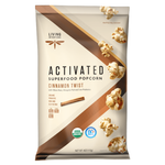 Living Intentions Activated Superfood Popcorn Cinnamon Twist (DISCONTINUED)