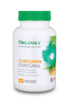 Organika Curcumin 500mg Anti-Inflammatory 60 VCAPS | 620365011246
