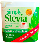 Stevia International Simply Natural Stevia Tablets
