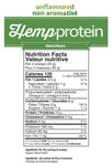 Prairie Naturals Organic Hemp Protein Natural-Nutrition | 067953002833,
