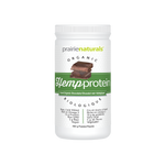 Prairie Naturals Organic Hemp Protein 400 Grams Organic Dark Chocolate  | 067953002857