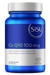 Sisu Co Q10 100mg Soft Gels 60 Count | 777672026347