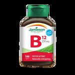 Jamieson Vitamin B12 250 Mcg 100 Tablets | 064642020697