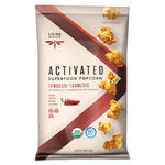Living Intentions Activated Superfood Popcorn Tandoori Turmeric | 813700020410