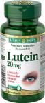 Nature's Bounty Lutein 20 mg   029537049023