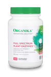 Organika Full Spectrum Plant Enzymes 500mg 120 VCAPS | 620365024116