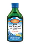 Carlson Norwegian Cod Liver Oil Liquid