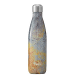 S'well Bottle Patina Collection Stainless Steel Water Bottle Golden Fury 17 oz| 843461102155