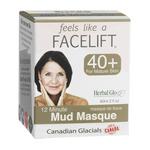 Herbal Glo Feels Like a Facelift 40+ 12 Minute Mud Masque 60 ml