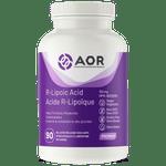 AOR R - Lipoic Acid 90 veg capsules | 624917040050