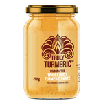 Truly Turmeric Wildcrafted Whole Root Turmeric Paste  250 grams | 627843610533