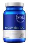 Sisu B Complex 100 60 Veg Capsules | 777672010421