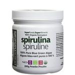 Prairie Naturals Organic Spirulina Powder 200 Grams   067953004448