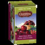 Celestial Seasonings Herbal Tea Black Cherry Berry | 070734053191