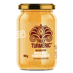 Truly Turmeric Wildcrafted Whole Root Black Pepper Turmeric Paste