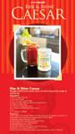 Rise & Shine Caesar Recipe