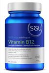 Sisu Vitamin B12 1000mcg Methylcobalamin 90 Sublingual Tablets | 777672010216