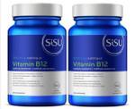 Sisu Vitamin B12 1000mcg Methylcobalamin Duo 180+180 Sublingual Tablets | 777672018823