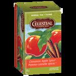 Celestial Seasonings Herbal Tea Cinnamon Apple Spice | 070734053108
