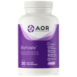 AOR BioFolate - 30 veg capsules | 624917041767