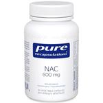 Pure Encapsulations NAC 90 veg capsules | 766298011370