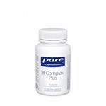 Pure Encapsulations B-Complex Plus 60 veg capsules | 766298009865