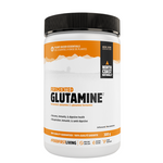 North Coast Naturals Fermented L-Glutamine Unflavoured 300 grams | 627933100128