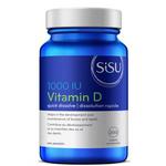 Sisu Vitamin D 1000 IU | 777672025555