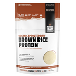 North Coast Naturals Organic Sprouted Raw Brown Rice Protein 340 grams | 627933100029