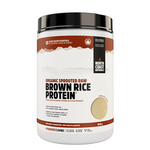 North Coast Naturals Organic Sprouted Raw Brown Rice Protein 840 grams   627933100036
