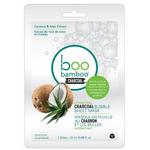 Boo Bamboo Bubble Mask Hydrating | Single 776629102431 | 12 Pack 776629102438