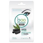 Boo Bamboo Charcoal Eye Mask | Single 776629102479 | 12 Pack 776629102476