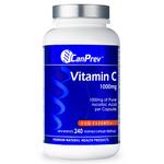 CanPrev Vitamin C 1000mg 240 Veg Caps | 886646501824