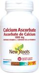 New Roots Herbal Calcium Ascorbate 1000mg 60 Veg Capsules | 628747102391