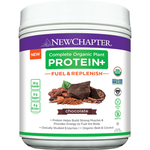 New Chapter Complete Organic Plant Protein+ Fuel & Replenish Chocolate | 727783101891