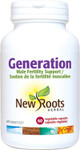 New Roots Herbal Generation Male Fertility Support 60 Veg Capsules  628747121095