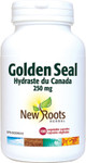 New Roots Herbal Golden Seal 250mg 100 Veg Capsules