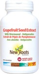 New Roots Herbal Grapefruit Seed Extract with Wormwood 90 Veg Capsules|628747108850