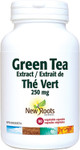New Roots Herbal Green Tea Extract 250mg 90 Veg Capsules|628747107815
