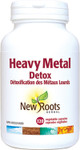 New Roots Herbal Heavy Metal Detox 120 Veg Capsules|628747108010