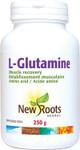 New Roots Herbal L-Glutamine Powder 250g | 628747008686