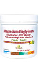 New Roots Herbal Magnesium Bisglycinate with Vitamin C, Powder, Natural Lemon Lime Flavour | 628747023788