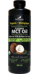 New Roots Herbal Organic Coconut MCT Oil Unflavoured 500mL | 628747224123
