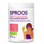 Sproos Beauty Collagen - Citrus Green Tea Tub 283g   628110219015