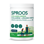Sproos Collagen Greens Unflavoured 264g | 628110219053