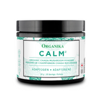 Organika Calm Organic Chaga Mushroom Powder 50g | 6203652029678