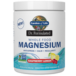 Garden of Life Dr. Formulated Whole Food Magnesium Raspberry Lemon 421.5g | 886866000817