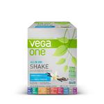 Vega One All In One Nutritional Shake Box of 10 Single Packs  French Vanilla | 838766105345